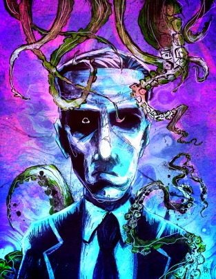 HPLovecraft_Tentacles