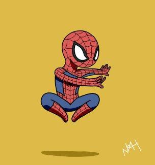 spider_man__peter_parker__by_thefuturefoundation-dayr6jk