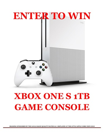 ENTER TO WIN XBOX ONE S