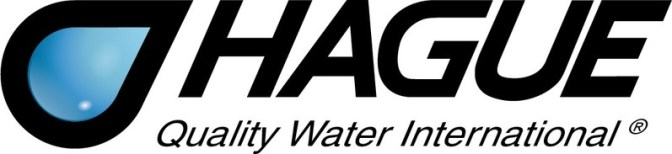 Hague Quality Water International Logo (PRNewsfoto/A. O. Smith Corporation)